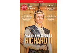 - Richard II - (DVD)