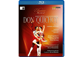 - Elegance - The Art of Marius Petipa & Alexander Gorsky: Don Quichot - (Blu-ray)