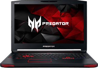 ACER Predator 17 (G9-793-75DL), Notebook mit 17.3 Zoll Display, Core™ i7 Prozessor, 16 GB RAM, 128 GB SSD, 1 TB HDD, GeForce GTX 1060, Abyssal Black
