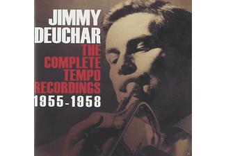 Jimmy Deuchar, VARIOUS - The Complete Tempo Recordings 1955-1958 - (CD)