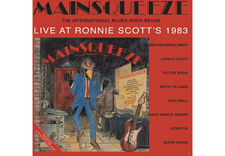 Mainsqueeze - Live at Ronnie Scott's - (CD)