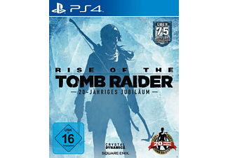 Rise of the Tomb Raider (20 Year Celebration D1 Edition) [PlayStation 4]