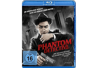 Phantom Detective - (Blu-ray)