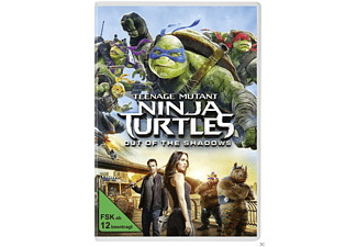 Teenage Mutant Ninja Turtles - out of the Shadows - (DVD)