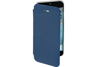 HAMA Clear Booklet Case for Apple iPhone 7 Dark blue - (177811)