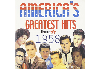 VARIOUS - America's Greatest Hits 1958 - (CD)