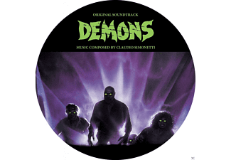 Claudio Simonetti - Demons Original Soundtrack (Ltd.Ed.Picture Disc) - (Vinyl)