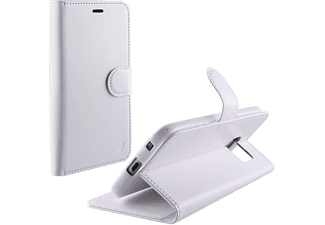 "VOLTE-TEL Θήκη Pop 4 5.0"" 5051Y Leather-Tpu Book Stand White - (5205308168673)"