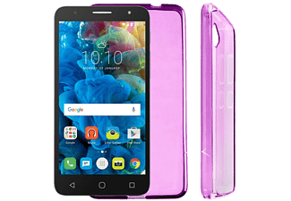 "VOLTE-TEL Θήκη Pop 4 Plus 5.5"" 5056D Slimcolor Tpu Pink - (5205308169069)"