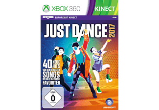 Just Dance 2017 [Xbox 360]