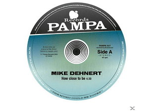 Mike Dehnert - How Close - (Vinyl)