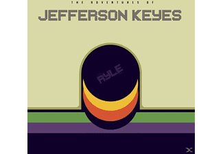 Ryle - The Adventures Of Jefferson Keys [CD]