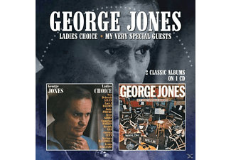 George Jones - Ladies Choice/My Very Special Guests - (CD)