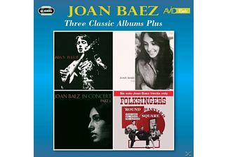 Joan Baez - Three Classic Albums Plus - (CD)