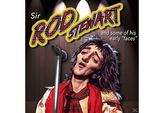 Rod Stewart - Sir Rod Stewart & His Early Faces [CD]