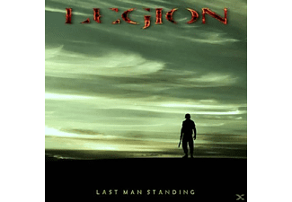 The Legion - Last Man Standing - (CD)