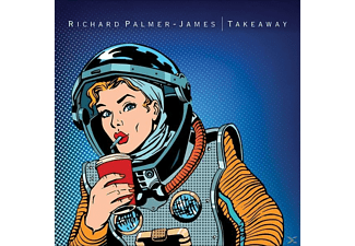 Richard Palmer-james - Takeaway [CD]