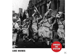 Luke Haines - Smash The System [CD]