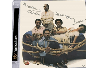 People's Choice - Turn Me Loose (Remastered+Expanded Edition) [CD]