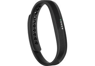 FITBIT Flex 2, Activity Tracker, Schwarz