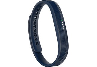 FITBIT Flex 2, Activity Tracker, S-L, Dunkelblau