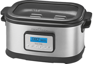 PROFI COOK PC-VS 1112, Sous Vide Garer, 520 Watt