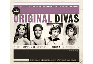 VARIOUS - Original Divas - (CD)