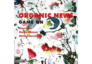 Organic News - Game On - (CD)