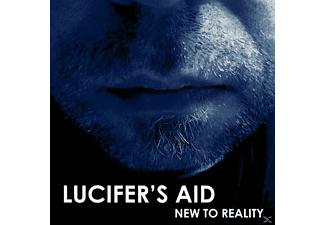 Lucifer's Aid - New To Reality [CD]