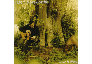 Adam Norsworthy - Love And Wine - (CD)