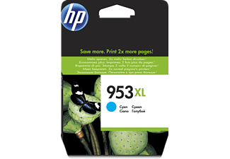 HP 953 XL Cyaan Blister