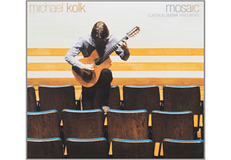 Michael Kolk, VARIOUS - Mosaic: Classical Guitar Favourites - (CD)