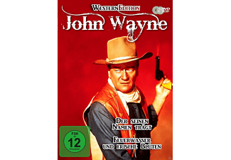 John Wayne Westernedition [DVD]