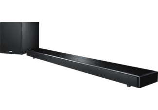 YAMAHA YSP 2700, Soundbar, 107 Watt, Bluetooth, Schwarz