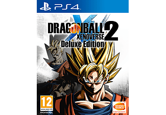 DragonBall Xenoverse 2 Deluxe Edition PS4