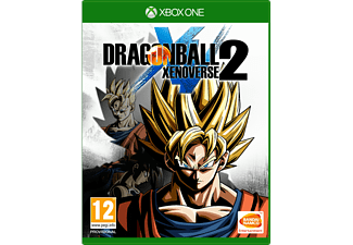 DragonBall Xenoverse 2 Standard Edition Xbox One