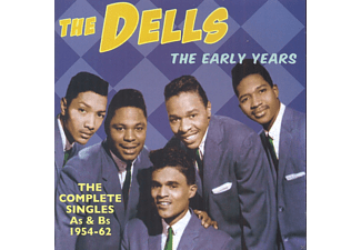 The Dells - The Early Years. Complete Singles As & Bs 1954-62 - (CD)