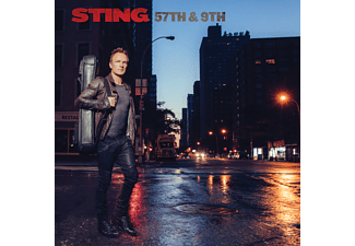 Sting - 57th & 9th (Ltd.Super Deluxe Edt.) - (CD + DVD Video)
