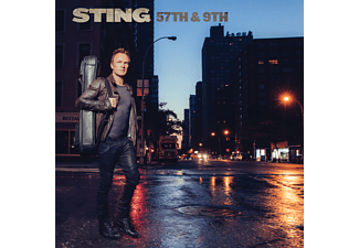Sting - 57th & 9th (Black Vinyl) [Vinyl]