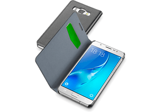 CELLULAR-LINE Book Essential Galaxy J5 (2016) Zwart
