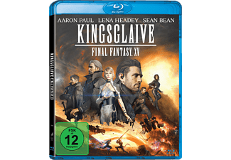 Kingsglaive: Final Fantasy XV - (Blu-ray)