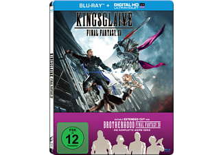 Kingsglaive: Final Fantasy XV (Steelbook) [Blu-ray]