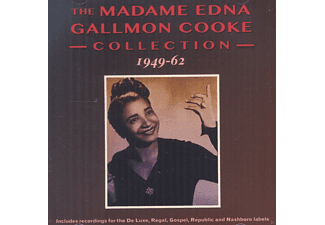 Edna Gallmon - The Madame Edna Gallmon Cooke Col. 1949-62 - (CD)
