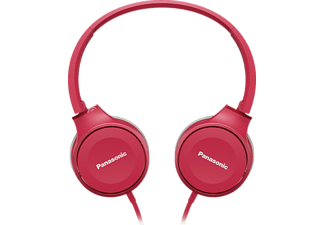 PANASONIC RP-HF100ME-P, On-ear Kopfhörer, Headsetfunktion, Pink