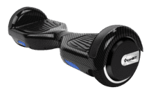 Iconbit Smart Scooter Limited Edition CARBON LOOK E-Board (6 Zoll,...