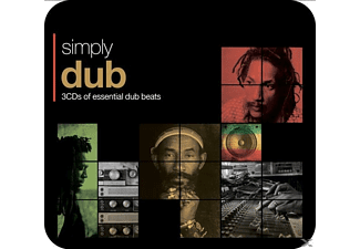 VARIOUS - Simply Dub (3CD Tin) - (CD)