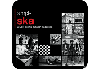 VARIOUS - Simply Ska (3CD Tin) - (CD)