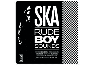 VARIOUS - Ska Rude Boy Sounds (Lim.Metalbox Ed) [CD]