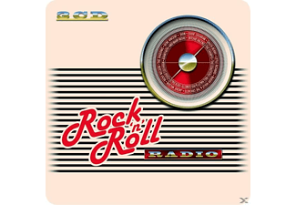 VARIOUS - Rock'n Roll Radio (Lim.Metalbox Ed) [CD]