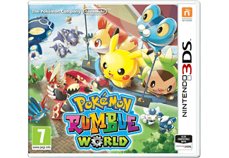 Pokemon Rumble World Nintendo 3DS